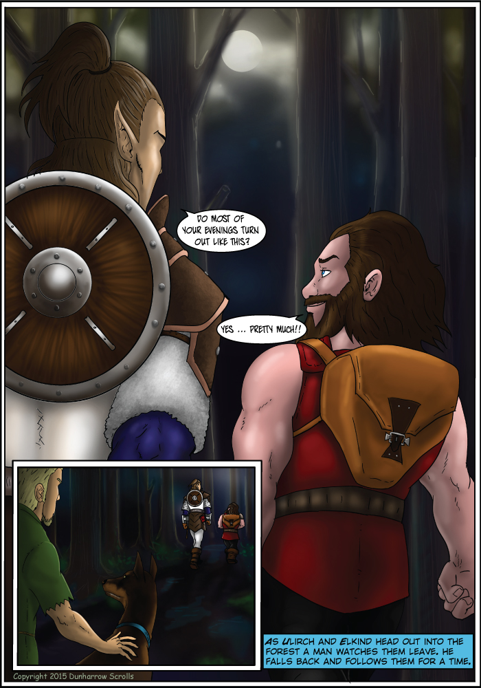 The Gnome's Wager Page -40-